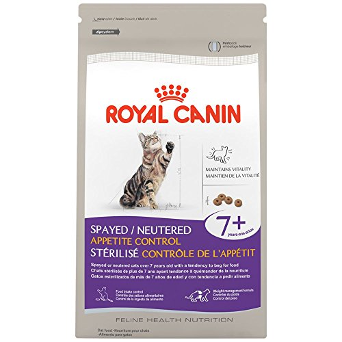 Royal Canin Spayed/Neutered Appetite Control 7+