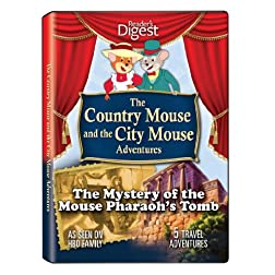 The Country Mouse and the City Mouse Adventures - The Mystery of the Mouse Pharaoh's Tomb