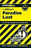 Bob Linn CliffsNotes On Milton's Paradise Lost
