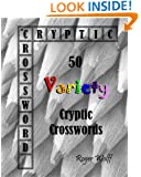 50 Variety Cryptic Crosswords