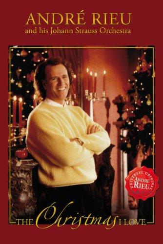 The Christmas I Love [DVD] [NTSC]