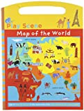 Barefoot Books Barefoot Map of the World Play Scene