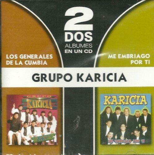 Los Generales De La Cumbia/Me by Karicia