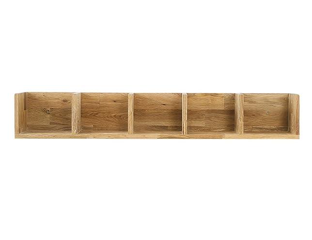 SUBBYE Mensole di stoccaggio Parete Divisoria Nordica In Legno Massiccio Scaffali A Muro Soggiorno Libreria Pareti Divisorie Dimensioni Facoltativo ( dimensioni : 107cm*16cm*16cm )