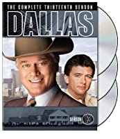 Dallas The Complete Thirteenth Season from Warner Home Video