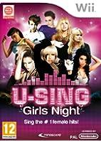 U-Sing : Girls Night (Wii)