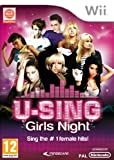 U-Sing : Girls Night (Wii)