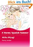 A Stormy Spanish Summer (Harlequin co...