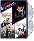 Cover art for  4 Film Favorites: White House Collection (My Fellow Americans / The American President / Dave / Wag the Dog)