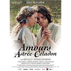 Les Amours d'Astrée et de Céladon - Eric Rohmer