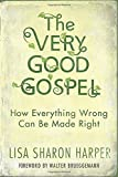 img - for The Very Good Gospel: How Everything Wrong Can Be Made Right book / textbook / text book