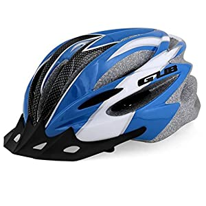 Rainbow flower Men and women riding mountain bike helmet Integrally molded road bike helmet spring and autumn