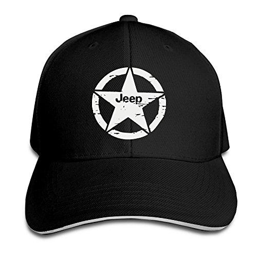 ONECAP Jeep Shield Adjustable Snapback Hat
