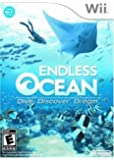 Endless Ocean: Dive, Discover, Dream - Wii