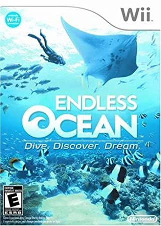 Endless Ocean: Dive, Discover, Dream