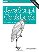 JavaScript Cookbook, 2nd Edition Front Cover