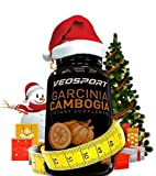 100% Pure Garcinia Cambogia Extract with HCA, Extra Strength 1600 mg Capsules, Proven Diet Pills Used by Real Athletes! The Best Fat Burner / Weight Loss Supplement Made In The USA