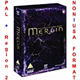 Merlin: The Complete Third Series [Region 2] ~ Colin Morgan