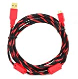 New dual shock controller charging cable for Xbox One/PS4