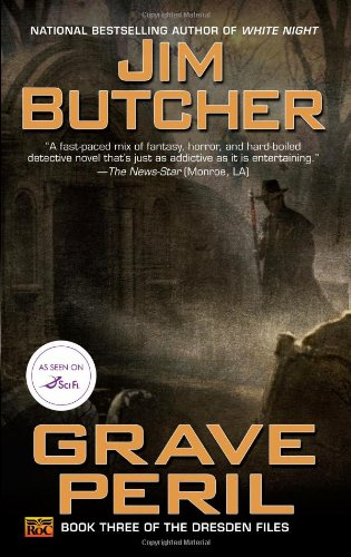 Cover of Grave Peril (The Dresden Files, Book 3)