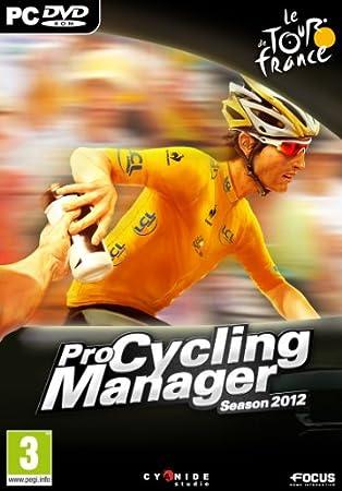 Pro Cycling Manager Tour De France 2012 (PC DVD)