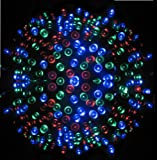 Proxima Direct® 200 LED 23M Multi Coloured Solar Powered Fairy Light Waterproof - Garden Outdoor Christmas Lights, Ship by 1st class delivery