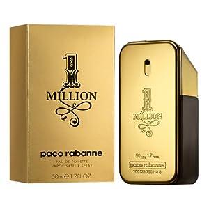Paco Rabanne 1 Million Eau de Toilette Spray for Men 50 ml
