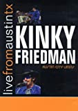 Kinky Friedman: Live From Austin Texas