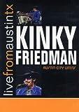 Kinky Friedman - Live from Austin Tx [1977] [DVD] [2008] [NTSC]