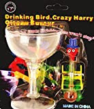 Amazing Happy Mini Fancy Scientific Drinking Water Bird Dipping Bird With Mini Champagne Plastic Cup By C&H®