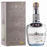 SAUZA Tres Generacion Plata Tequila 70cl Bottle