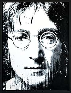 Amazon.com: John Lennon - John Lennon BW - By Mark Lewis a