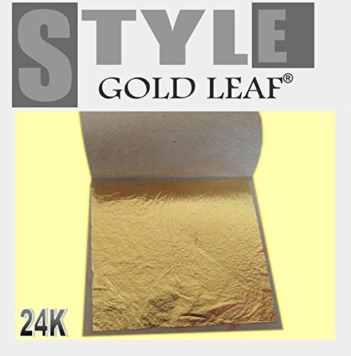 100-x-feuille-feuilles-dor-24-k-carats-100-veritable-dans-la-base-pour-dorure-50mm-x-50mm