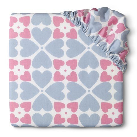 "Room 365â"" Sweet Bunny Fitted Sheet"