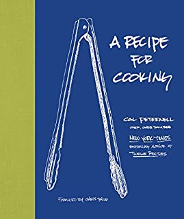 Book Cover: A Recipe for Cooking