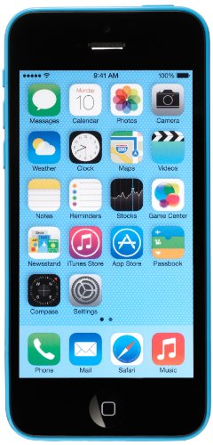 Apple iPhone 5c 16GB (Blue) - AT&T