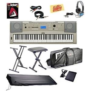 Yamaha ypg 235 76 key portable grand keyboard for Yamaha ypg 235 76 key portable grand piano review