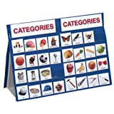 Table Top Pocket Chart Categories