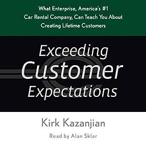 Exceeding Customer Expectations Audiobook
