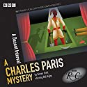 Charles Paris: A Decent Interval: A BBC Radio 4 Full-Cast Dramatisation Radio/TV Program by Simon Brett Narrated by Bill Nighy