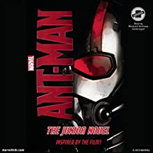 Marvel's Ant-Man (       UNABRIDGED) by Marvel Press Narrated by MacLeod Andrews