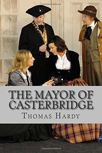 """The Mayor of Casterbridge"" by Thomas Hardy Essay Sample"