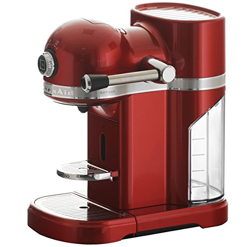 Kitchenaid 5KES0503ECA kitchenaid nespressomaschine rouge pomme d'amour