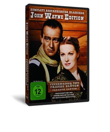John Wayne Classic Edition - Feuerwasser und frische Blüten