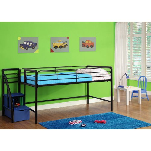 Kids Beds With Storage Underneath 9576 front