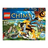 LEGO Legends of Chima 70115: Ultimate Speedor Tournament