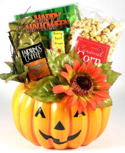 The Great Pumpkin: Halloween Gift Basket