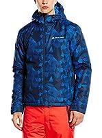 Alpine Pro Chaqueta Esquí Loon (Azul Oscuro)