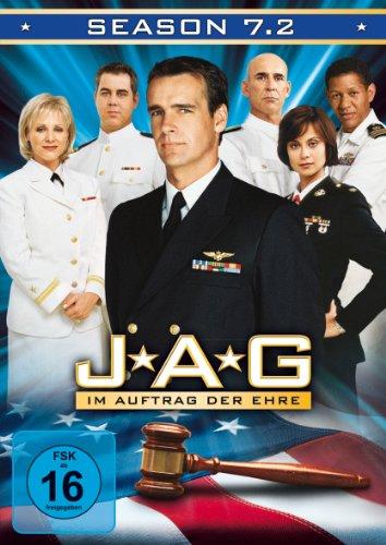 JAG: Im Auftrag der Ehre - Season 7, Vol. 2 [3 DVDs]