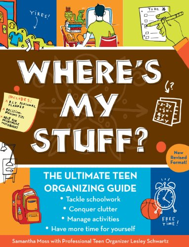 Where s My Stuff  The Ultimate Teen Organizing Guide098197791X : image